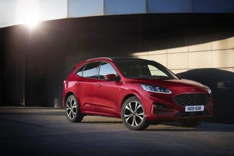 Euro NCAP: Fünf Sterne für den neuen Ford Kuga
